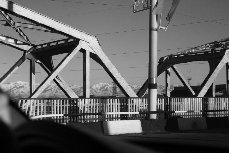 Автомобильно Пассажирский мост