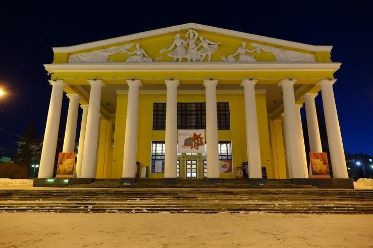 Чувашский государственный академический драматический театр имени К.В. Иванова