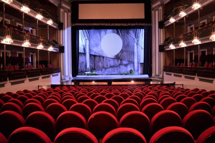 Театр Angela Peralta