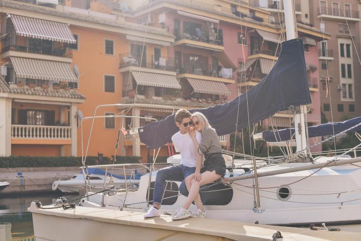 Порт Саплайя - Маленькая Венеция (Port Saplaya)