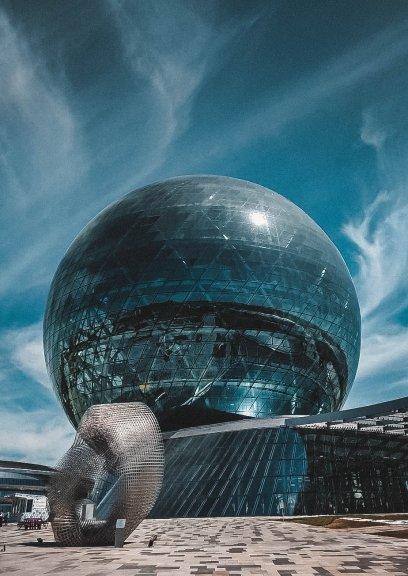 Экспо-центр Астана
