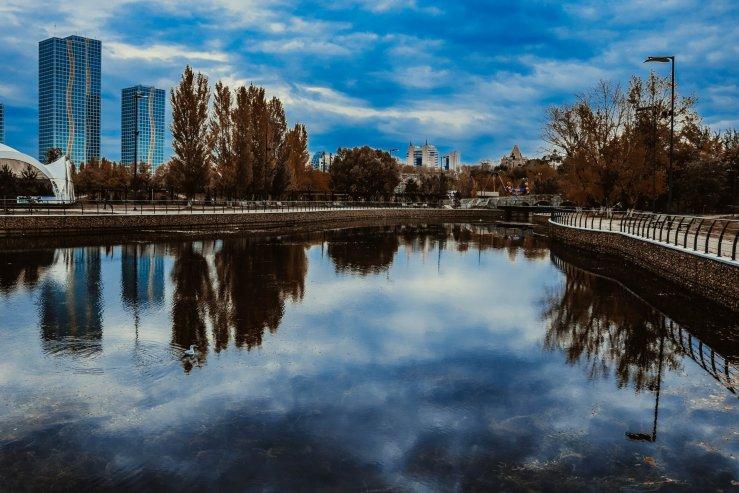 Парк Астана