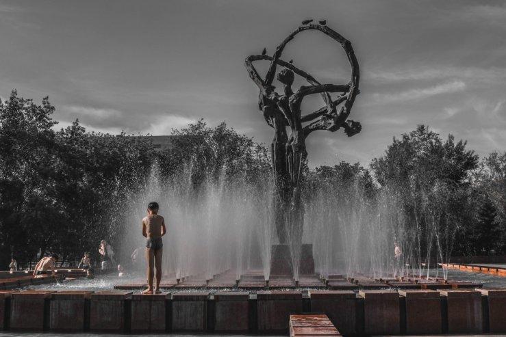 Монумент дружбы народов «Достык»