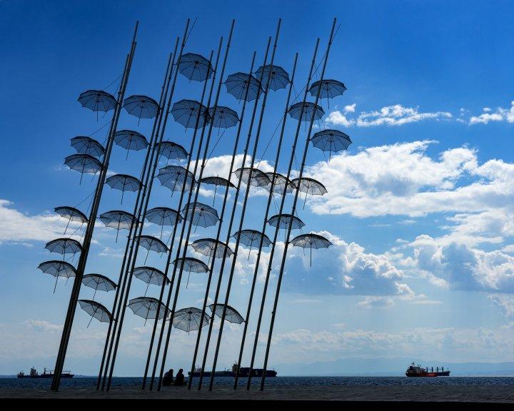 Зонтики Заголопулу