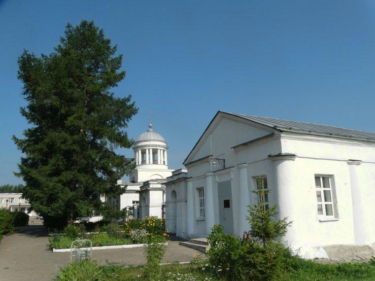 Краеведческий музей имени И.Я. Стяжкина