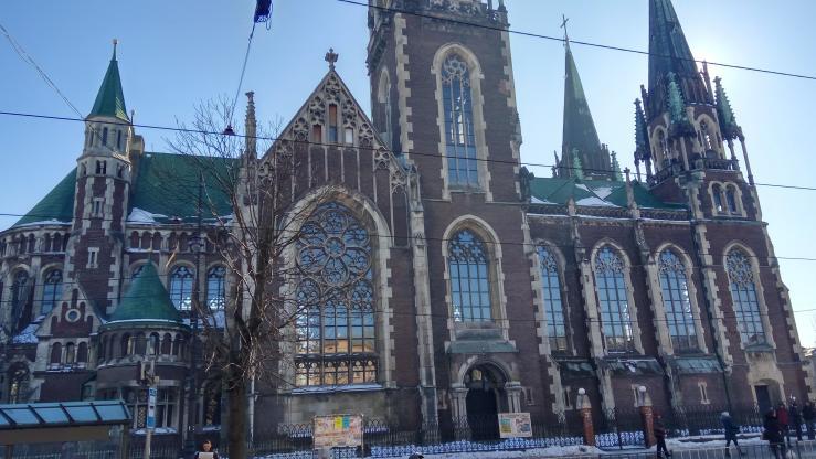 Церковь святой Ольги и Елизаветы